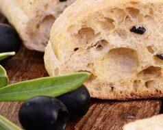 Pan de aceite de oliva