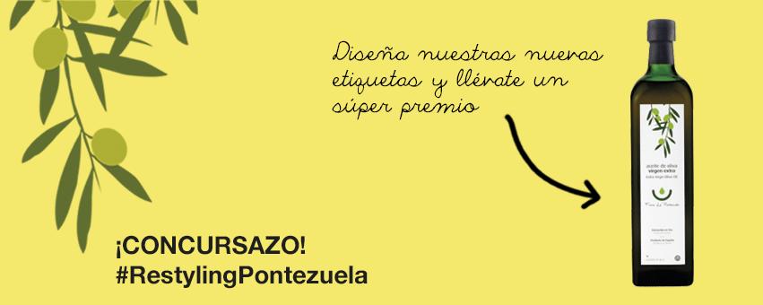 Concurso diseño La Pontezuela