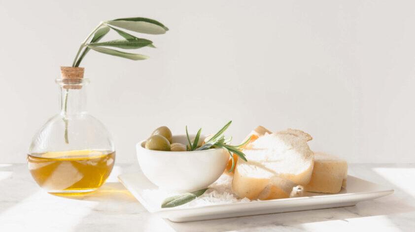 receta facil de pan con aceite de oliva viren extra la pontezuela