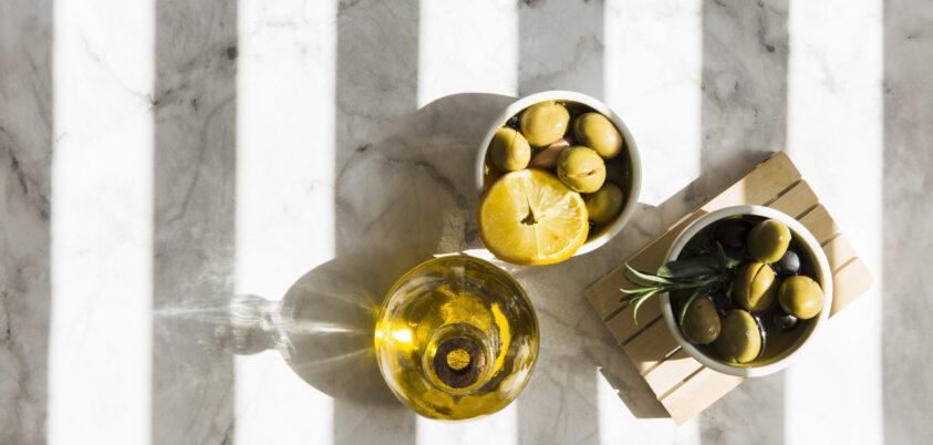 combina aceite de oliva y limón y descubre todos sus beneficios para tu salud