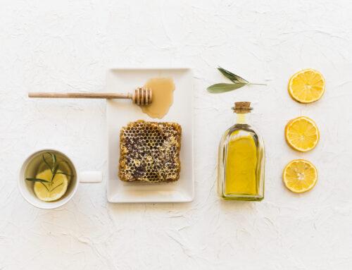 Usos del aceite de oliva y miel