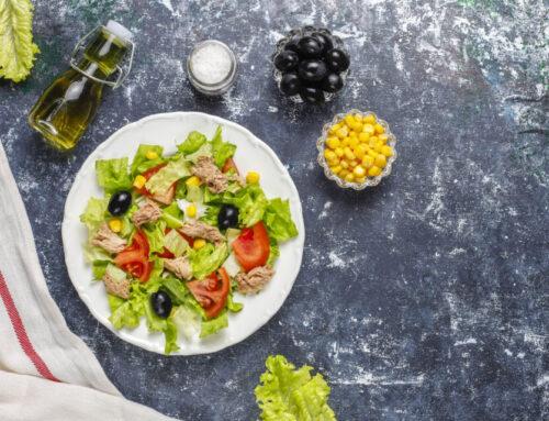 Súmate al cambio: Come bien con la dieta mediterránea