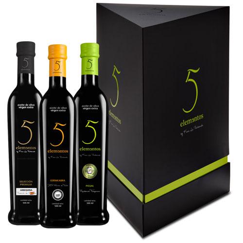 5 elementos Pack Variado