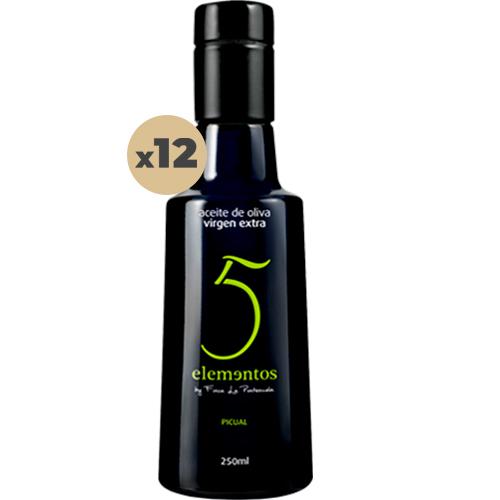 5 elementos Picual 12x250 ml