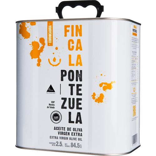 Aceite Finca la Pontezuela Cornicabra 2'5L