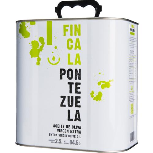 Aceite Finca la Pontezuela Picual 2'5L