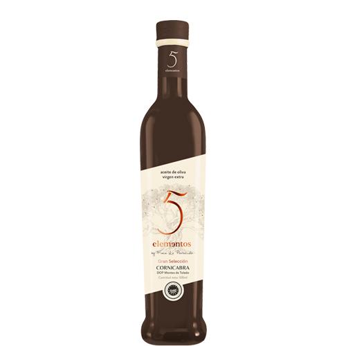 Aceite Gran Selección Cornicabra 500 ml