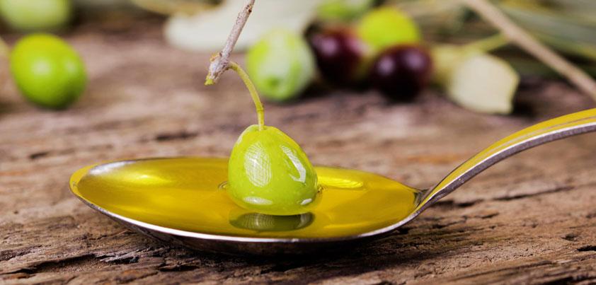 Comienza el día con aceite de oliva en ayunas
