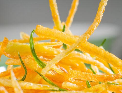 Cómo freír alimentos de forma más saludable con AOVE