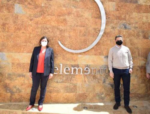 Apoyo institucional al Centro de Interpretación del Olivar 5 Elementos