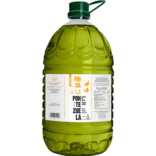 Aceite Finca la Pontezuela Cornicabra 5L